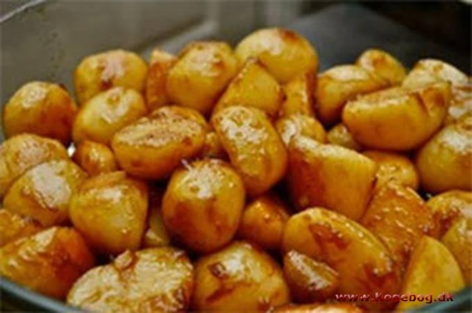 Brunede Kartofler Kartofler Brunede Og Ikke Kun Til Jul